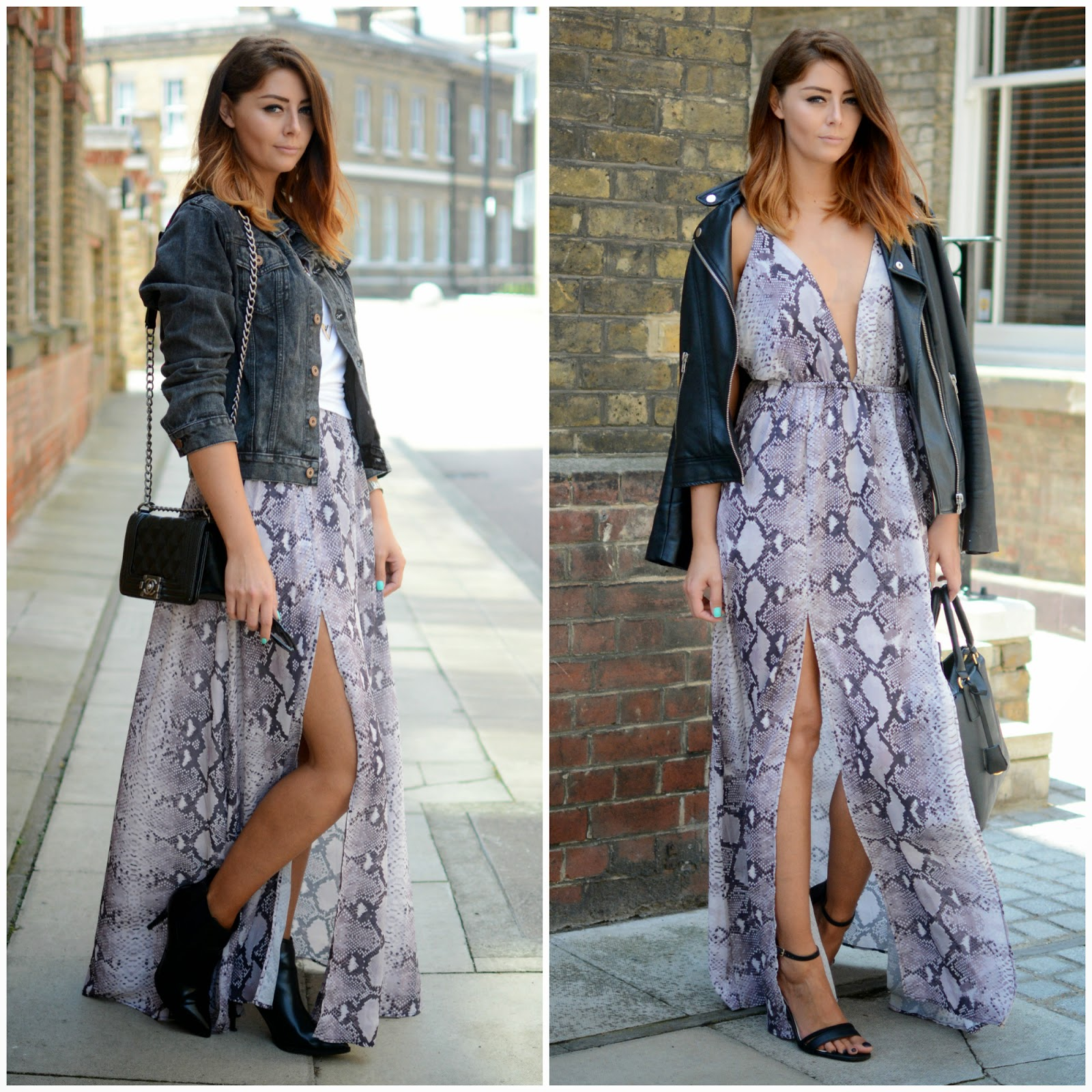 maxi dress - EJSTYLE